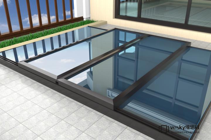 中型天窗2