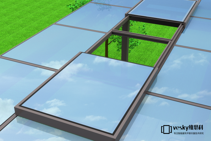 小型平移天窗2