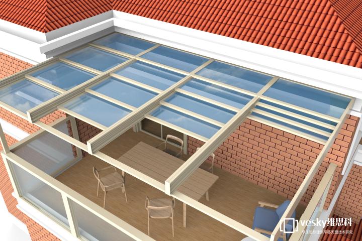 重叠平移天窗5
