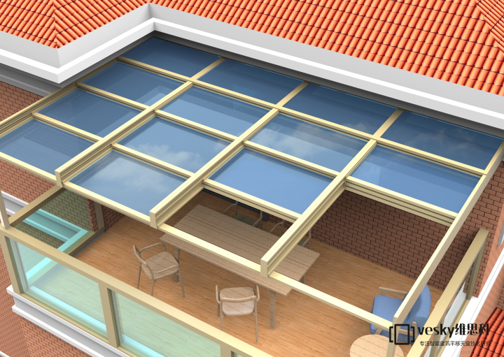 重叠平移天窗4